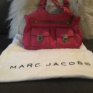 Authentic Leather Marc Jacobs bag